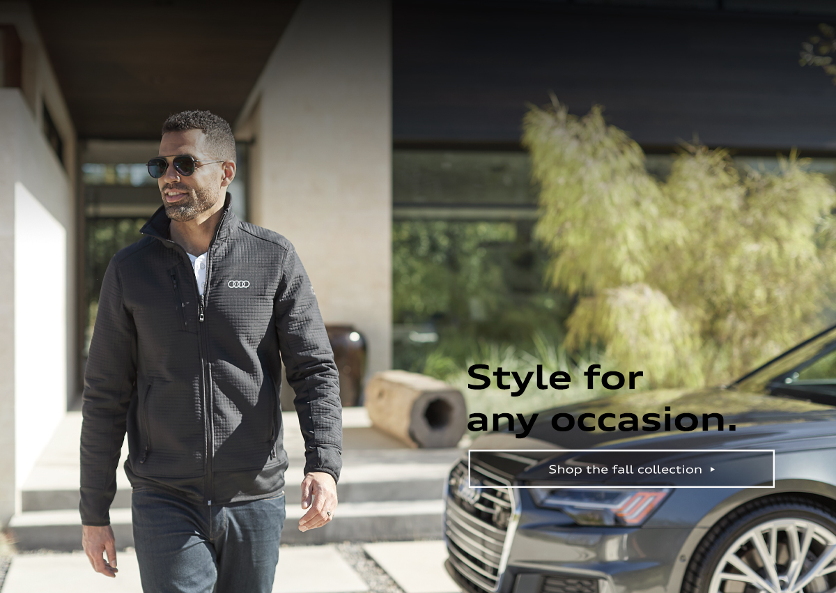 Audi collection Fall